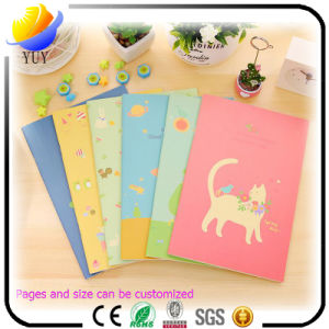 Product Description of Printing School Notebooks A4/A5/B5 pictures & photos