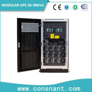 China Modular Online UPS with 380/400/415VAC 30-1200kVA pictures & photos