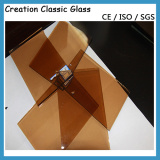 5mm Bronze Float Glass, Bronze Tinted Glass 3300*2140mm pictures & photos