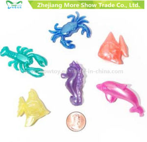 Wholesale Novelty TPR Sea Animal Sticky Toys Kids Party Favors pictures & photos