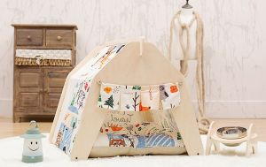 Pet Cat Tent Cage Waterproof Dog Tent Pet House Tent pictures & photos