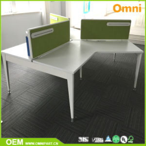 Creative Open Workstation for Three Person pictures & photos