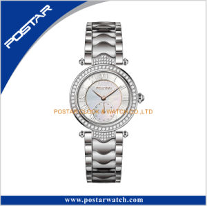 New Arriveal! Ladies All Atainless Steel Watch with Mop Dial pictures & photos