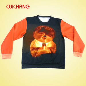 Professional Custom Sublimated High Quality Sweatshirt (AS-049) pictures & photos