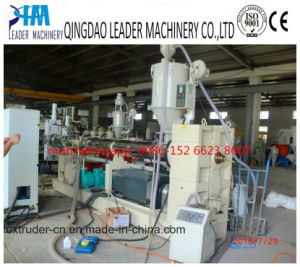 Double Wall/Triple Wall/Multiwall Polycarbonte PC PP Hollow Grid Sheet Extrusion Line pictures & photos