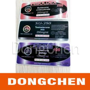 Hot Sale British Dragon Vial Labels pictures & photos