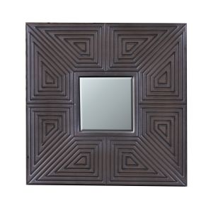 Natural Bathroom Mirror Frame with Modern Style pictures & photos