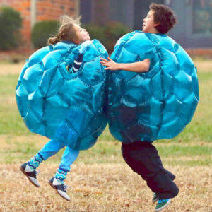 Inflatable Body Bumper Balls Bubble Soccer Suits pictures & photos