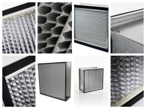 High Efficiency Separator HEPA Filter pictures & photos