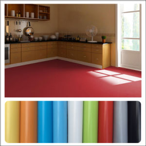 2016 Factory Cheap Customized Thickness Good Quality PVC Vinyl Laminate Flooring pictures & photos
