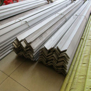 201 304 316L Stainless Steel Angle Bar pictures & photos