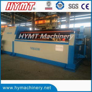 W12S-6X2500 hydraulic 4 Rollers Steel Plate Bending and Rolling Machine pictures & photos
