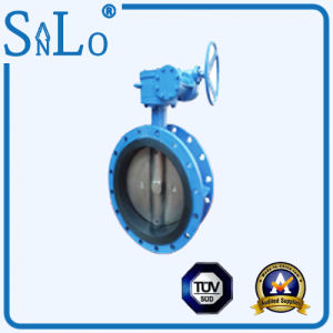 Flange Sealing Industrial Butterfly Valve pictures & photos