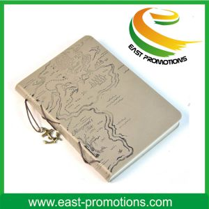 Custom PU Leather Notebook for Gifts pictures & photos