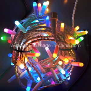 Auto Changeable Color RGB String Lights LED Christmas String Light pictures & photos