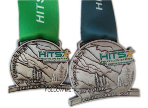 Award Medal for New York, Finisher, Thermal Transfer Ribbon pictures & photos