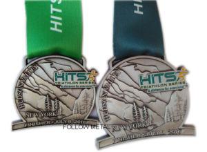 Award Medal for New York, Finisher, Thermal Transfer Ribbon