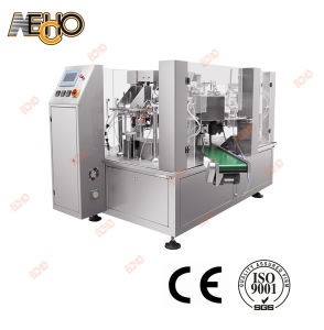 Automatic Doy Pouch Packaging Machine for Rice pictures & photos