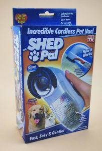 Shed PAL Pet Hair Vacuum-Powered Pet Groomer pictures & photos