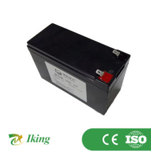 Home Solar System, LiFePO4 12V 10ah LiFePO4 Battery Pack 10ah Deep Cycle Battery