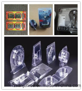 High Frequency Plastic Welding Machine for 2 USB Clear Plastic Blister Packing pictures & photos