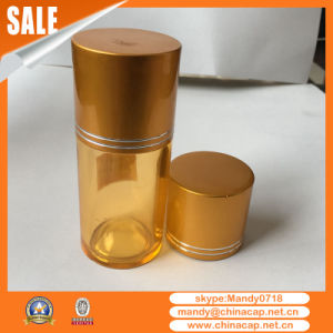 Special Shape Medical Bottle Aluminum Plastic Cap with Custom Logos pictures & photos