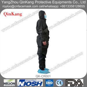 PP/SMS/PP+PE Safety Coverall Disposable /Factory Uniform/Disposable Work Overall pictures & photos