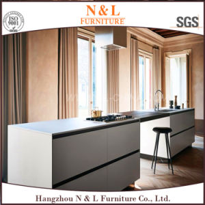 Australia Standard Style MFC Finishing Modern Kitchen Cabinet Set pictures & photos