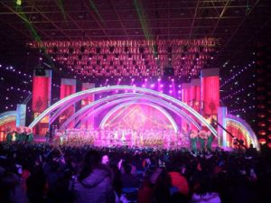 Indoor P6.25 Rental LED Display pictures & photos