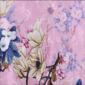 22mm Stretch Jacquard Silk for Lady Dress Fabric pictures & photos