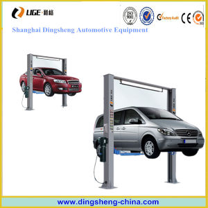 2 Post Lift Car Wash or Repair Machine Lift Used 220V pictures & photos