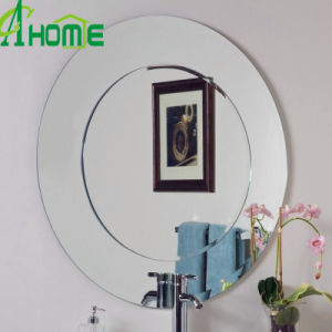 Simple Charming Bathroom Mirror Round Wall Mirror pictures & photos