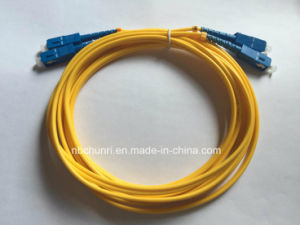 SC/PC-SC/PC Sm Dx Patch Cord
