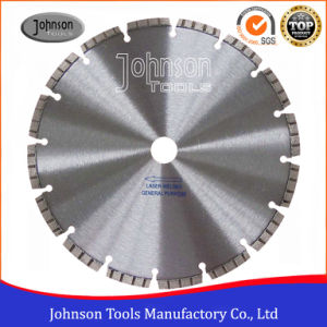 230mm Laser Welded Diamond Turbo Saw Blade for Cutting Concrete, Stone pictures & photos