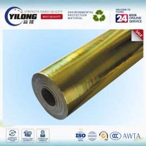 Thermal Reflective Roof Insulation Aluminum Foil Laminated Woven pictures & photos