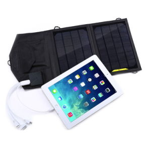 8W Folding Foldable Solar Charger for Mobile Phone pictures & photos