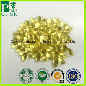 GMP Certified Fish Oil Softgel Fish Oil Soft Capsule pictures & photos