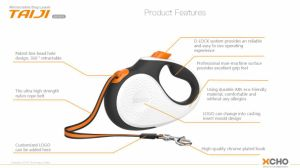 China Wholesale Top Quality Retractable Dog Leash pictures & photos