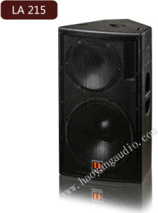 La215 500W Stage Monitor, 15inch Loudspeaker PRO Audio, PRO Loudspeaker pictures & photos