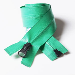 #5 Waterproof Open End Nylon Zippers pictures & photos