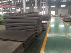 Mill Finished Aluminum Plate for Mould/Marine/Deck/Vehicle/Aerospace pictures & photos