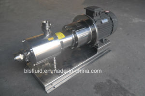 Industrial High Shear Circulating Acrylic Emulsion Plant Pump pictures & photos