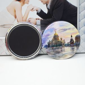 Round Color Whiteboard Magnet Bean Fridge Magnet pictures & photos
