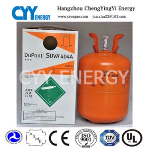High Purity Mixed Refrigerant Gas of Refrigerant R404A by GB pictures & photos
