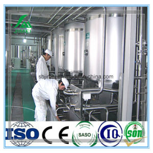 Bottled Yogurt Filling Machine Flavour Yogurt Production Line Full Automatic Production Line pictures & photos