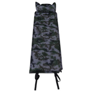 Camouflage Lightweight Sleeping Mattress with Pillow pictures & photos
