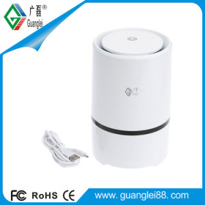 China Factory Table /Desk Installation Ion Generator Air Purifier with USB Port pictures & photos