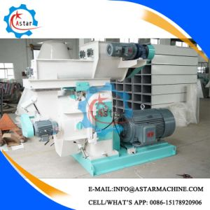 1t/H Capacity Ring Die Biomass Wood Pellet Mill pictures & photos