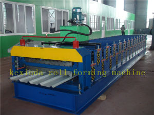 Ibr and Corrugaed Double Layer Roll Forming Machine pictures & photos