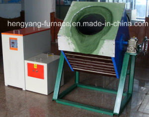 100kg Small Melting Furnace pictures & photos
